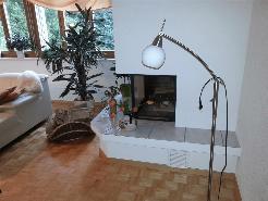 Rustikalische Maisonet-Wohnung mit Chemineé