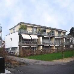 schöne 5-Zimmer-Dachwohnung in Riehen an ruhiger Lage
