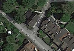 Abstellplatz an der Ecke Ausserdorf/Höhenweg