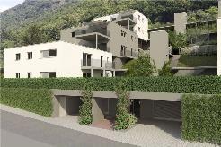 Mendrisio: Elegante attico 3,5 con ampia terrazza panoramica