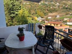Vacallo: appartamento con terrazza e vista sulle colline