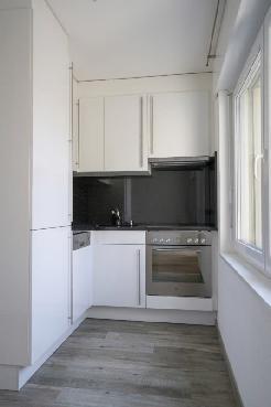 Grosszügige 1 Zimmer Wohnung mit Balkon nach Vereinbarung