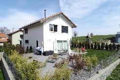 Villa individuelle 6.5 pcs de 2013, avec sous-sol chauffé sur 33 m2 et accès ind