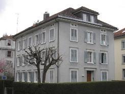 Wohnen Nähe Kantonsspital