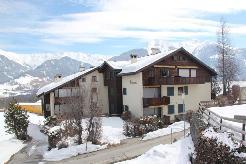 Mehrfamilienhaus in den Bergen