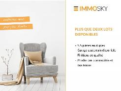Promotion en cours de construction - plus que 2 lots disponibles