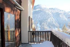 Balkon nach Süden