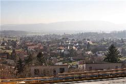 Über den Dächern von Lostorf