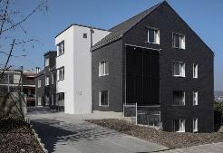 2.5-Zimmer-Dachwohnung mit Dach-Balkon