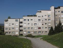 Attika-Wohnung mit grosser Dachterrasse!
