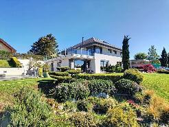 SITUATION EXCLUSIVE I Magnifique villa contemporaine avec vue dégagée