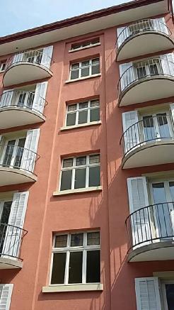 sanierte 3-Zimmer-Wohnung mit zwei Balkonen